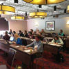 """Training for Farm Succession Advisors offered skill building to over 60 attorneys and other farm service providers. <a href=""""http://landforgood.org/training-brings-together-attorneys-providers-across-new-england-better-serve-exiting-farmers/"""">Read more</a>"""